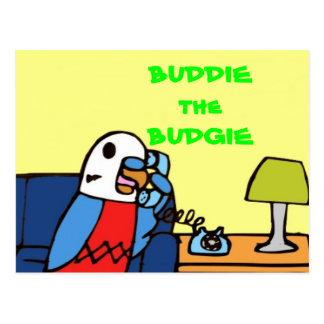 Buddie llama a su miembro del Congreso Tarjetas Postales