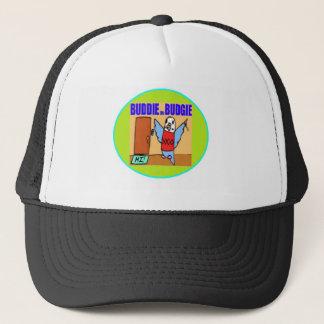 Buddie the Budgie Trucker Hat