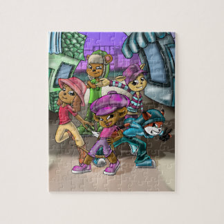 """Buddies"" Jigsaw Puzzle"