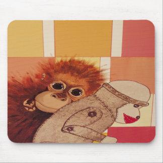 buddies mouse pad