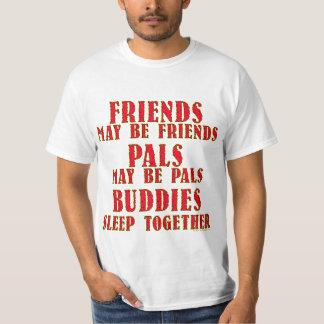 Buddies Sleep Together T-Shirt