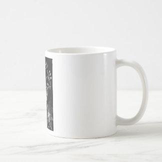 Budding Grace Inverted Coffee Mugs