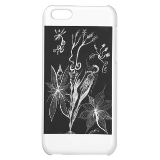 Budding Grace Inverted iPhone 5C Cover