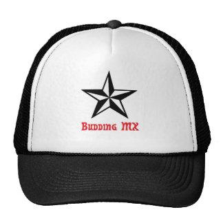 Budding MX Star Trucket Hat