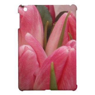 Budding Tulips Cover For iPad Mini