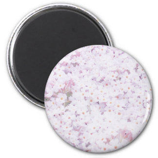 buddleja 2 inch round magnet