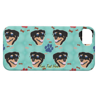 Buddy Blue Eyes iPhone SE/5/5s Case