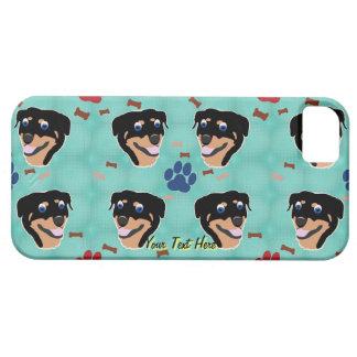 Buddy Blue Eyes iPhone SE/5/5s Case