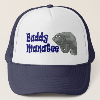 Buddy Manatee Ball Cap