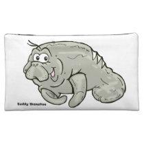 Buddy Manatee Cosmetic Bag