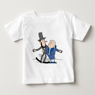 Buddy Presidents Baby T-Shirt