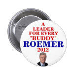 Buddy Roemer 2012 OCCUPY WALL STREET Pinback Buttons