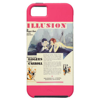 Buddy Rogers 1929 movie exhibitor ad Hollywood iPhone SE/5/5s Case