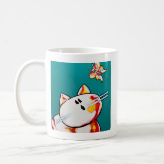 Buddy The Cat Mug