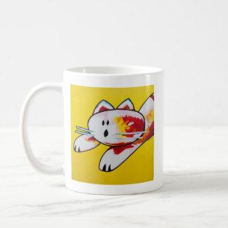 Buddy The Cat Mugs