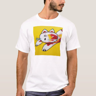 Buddy The Cat T-Shirt