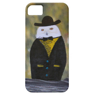 buddy the owl iPhone SE/5/5s case