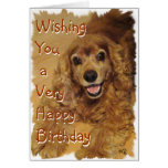 BuddySmilieBday-customize-any occasion Greeting Cards