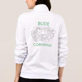 Bude Cornwall Cololuring book apparel - Shore Crab Jacket