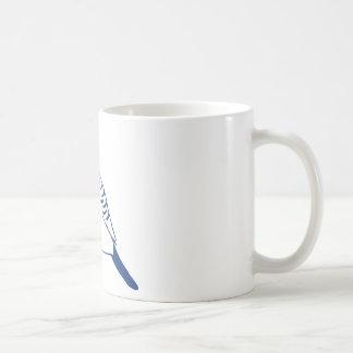 Budgerigar Coffee Mug