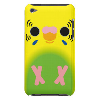 Budgerigar (Harlequin Lightgreen) Barely There iPod Cases