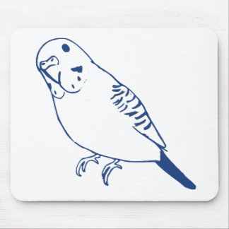 Budgerigar Mouse Pads