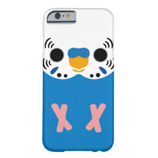 Budgerigar (Normal Cobalt Male) Barely There iPhone 6 Case