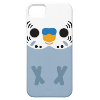 Budgerigar (Normal Grey Male) iPhone 5 Cases
