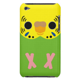 Budgerigar (Normal Lightgreen Female) Barely There iPod Covers