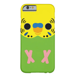 Budgerigar (Normal Lightgreen Male) Barely There iPhone 6 Case