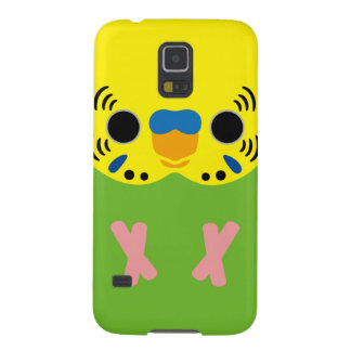 Budgerigar (Normal Lightgreen Male) Cases For Galaxy S5