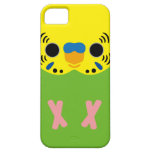 Budgerigar (Normal Lightgreen Male) iPhone 5 Case