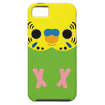Budgerigar (Normal Lightgreen Male) iPhone 5 Cover