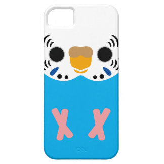 Budgerigar (Normal Skyblue Female) iPhone 5 Covers
