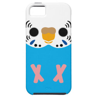 Budgerigar (Normal Skyblue Female) iPhone 5 Cover