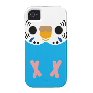 Budgerigar (Normal Skyblue Female) Case For The iPhone 4