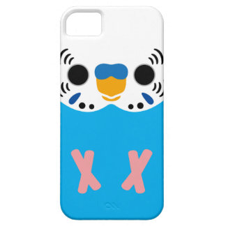 Budgerigar (Normal Skyblue Male) iPhone 5 Cases