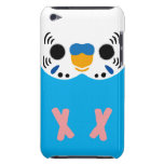 Budgerigar (Normal Skyblue Male) iPod Touch Cover