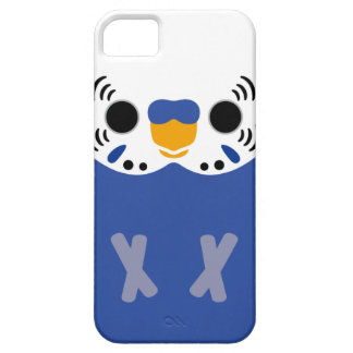 Budgerigar (Normal Violet Male) iPhone 5 Cover