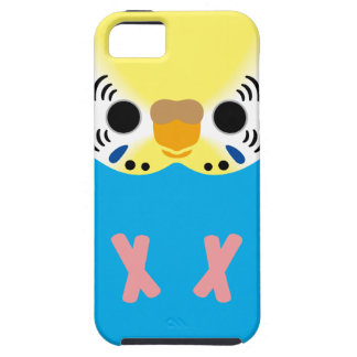 Budgerigar (Normal Yellowface1 Skyblue Female) iPhone SE/5/5s Case