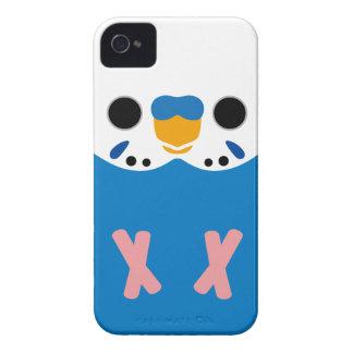 Budgerigar (Opaline Cobalt Male) Case-Mate iPhone 4 Case