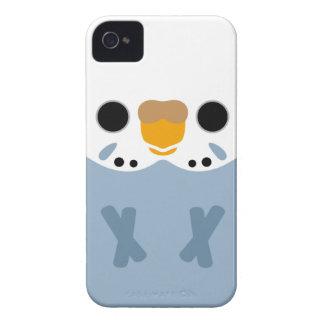 Budgerigar (Opaline Grey Female) iPhone 4 Case-Mate Case