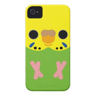 Budgerigar (Opaline Lightgreen Female) iPhone 4 Case