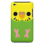 Budgerigar (Opaline Lightgreen Female) iPod Touch Case-Mate Case