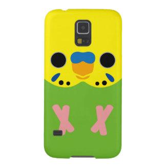 Budgerigar (Opaline Lightgreen Male) Galaxy S5 Case