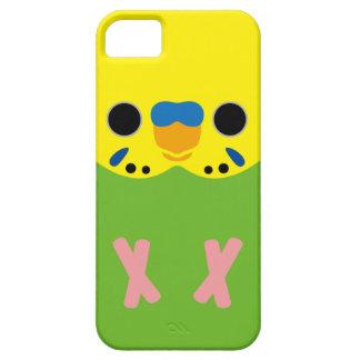 Budgerigar (Opaline Lightgreen Male) iPhone 5 Case