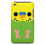 Budgerigar (Opaline Lightgreen Male) iPod Touch Cases