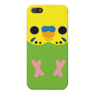 Budgerigar (Opaline Lightgreen Male) Covers For iPhone 5