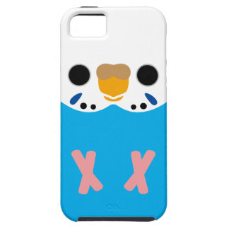 Budgerigar (Opaline Skyblue Female) iPhone 5 Cases