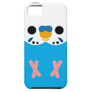 Budgerigar (Opaline Skyblue Male) iPhone 5 Cover